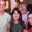 Tyler O'Neill, Fabiana Ramirez, and Melissa Robles