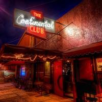 Austin Photo: Places_Live Music_Continental Club_Exterior