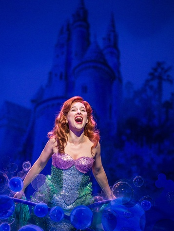 """The Little Mermaid"" at Dallas Summer Musicals"