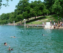 barton springs pool