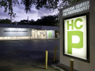 Houston Center for Photography exterior place