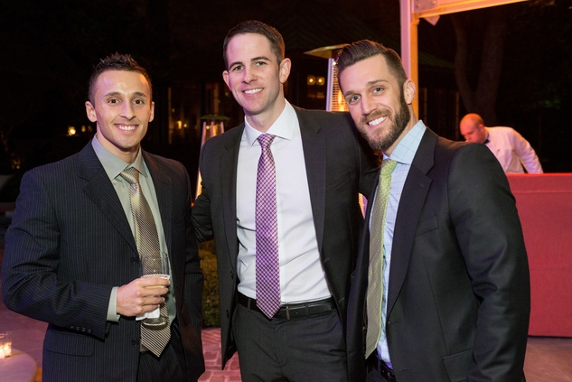 News, Shelby, Men of Distinction kick-off, Feb. 2015, Jorge Guevara, Brit Ewers, Zach Staats