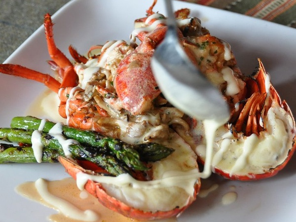 Rainbow Lodge Lobster Thermidoralicous, Lobster Thermidor