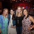 Raine Falik, from left, Maudie Werlin, Lindsay Nallie and Allie Sears at Two Steppin' with TIRR Concert with Jerry Jeff Walker and Clay Walker October 2014