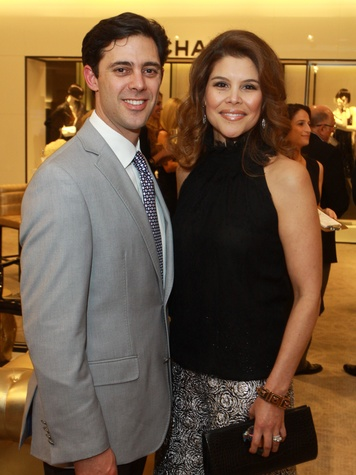 3 David and Estela Cockrell at Best Dressed January 2014