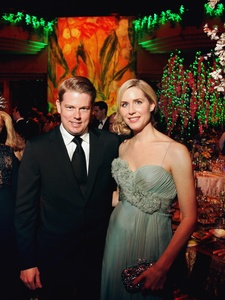 011, Houston Ballet Ball, February 2013, Brandon Cochran, Audrey Cochran