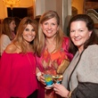 7A- Gina Aaronson, from left, Kathleen Panus and Leah Crosswell at the Clayton Dabney fundraiser March 2014