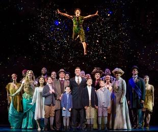 Finding Neverland Peter Pan Bass Concert Hall