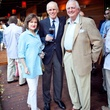 Vera Thornton, Peter Hillary, Bob Thornton, 2103 Dallas Spring Party