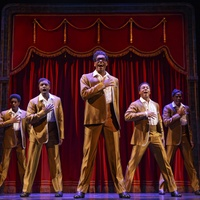 The Temptations in  Motown the Musical