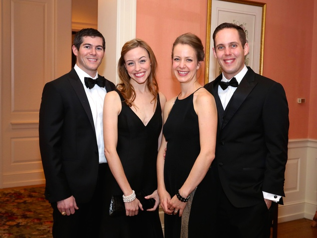 Houston, Junior League of Houston Charity Ball, Feb 2017, Lance Baker, Meghan Baker, Layne Childs, Chris Childs