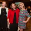 Anne LaDriere, Megan LaDriere, Aimee Griffiths and Julia Santosuosso, milestones luncheon
