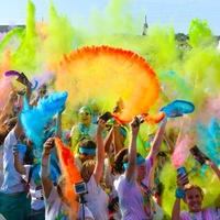 The Color Run Tropicolor World Tour