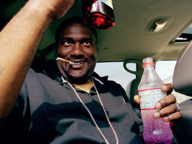 Houston Rap more syrup