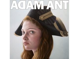Adam Ant's latest album Adam Ant is the Blueblack Hussar in Marrying the Gunner's Daughter