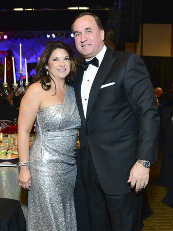 18 Leticia and Steve Trauber at the Houston Children's Charity Gala November 2013