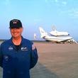 Charles Justiz, astronaut, author