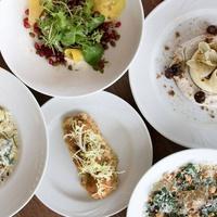 Juliet Ristorante food dish new plates December 2015