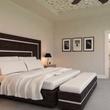 Bedroom at Villas at Garrett Avenue in Dallas