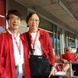 News, Shelby, UH Stadium Suite Life, Sept. 2014, Dr. Paul Chu, Claire Chu