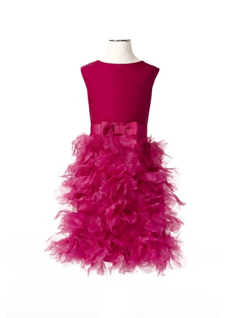 Marchesa, Neiman Marcus Target holiday collection, pink dress