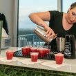 Bartender Julia Tillman at CultureMap Country Club Social