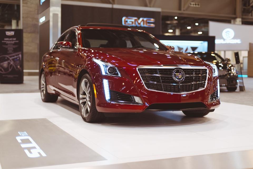 Cadillac,2014 Houston Auto Show