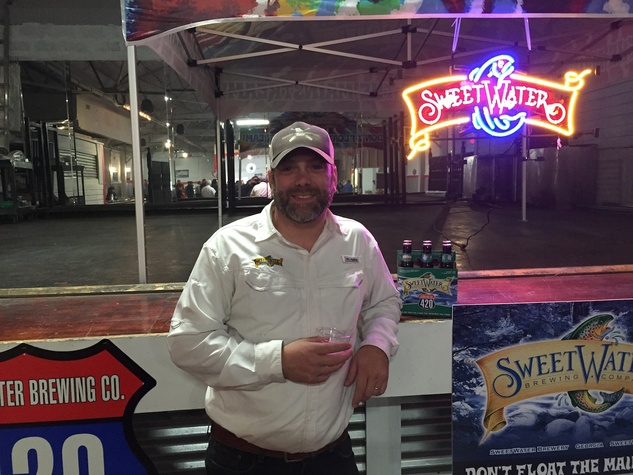 SweetWater Brewing Company Steve Farace