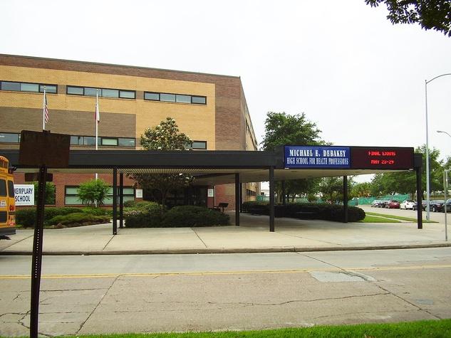 Houston ISD, DeBakey High School