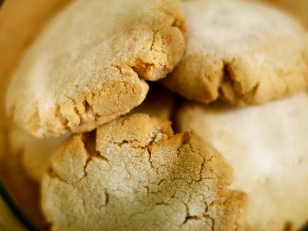 Black Hole Coffee Shop peanut butter cookies
