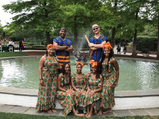 Dallas Arboretum and Botanical Garden presents African Music Fest