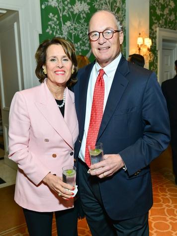 Elizabeth and Peter Wareing