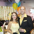 Teri Keechle,  Alex Keechle, Birthday Party Project Turns Three
