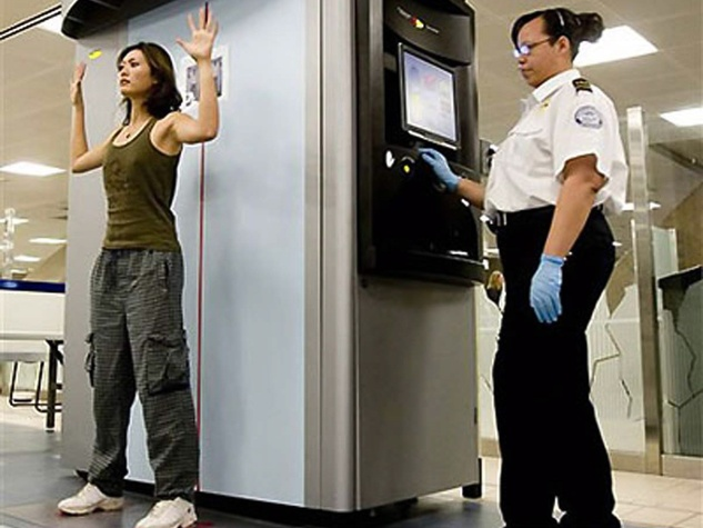 Full-Body Scanners at Airports: The Good, the Bad, and the ...