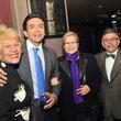 2, Hispanic Advisory Board party, December 2012, Yolanda Black Navarro, Tony Diaz, Elma Barrera, Ray Gutierrez
