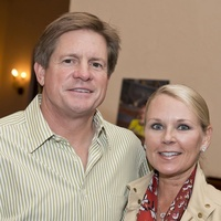 Jeff and Mindy Hildebrand at the Camp for All event September 2014