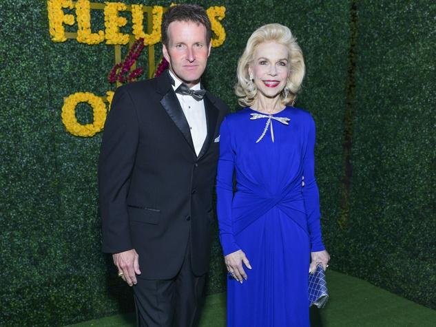 8 Bradley Wyatt and Lynn Wyatt at the Opera Ball April 2014