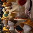 Marci Rosenberg vintage shop hats