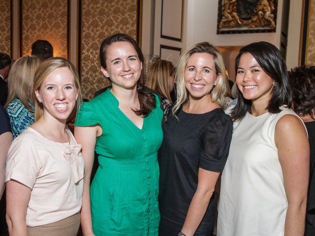 SEARCH Picnic in the Park 2015 Ashley Zummo, Colleen Nash, Lauren Roberge and Marie Newton