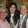 News, Shelby, Blue Bird Circle endowed chair, October 2014,Suzy Rhodes, Regina Romano, Anne Romano