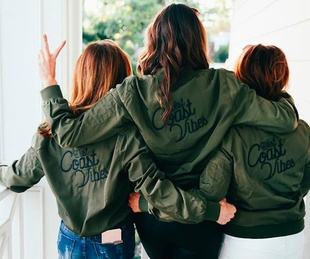 West Coast Vibes Bombers