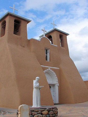15, Marlo Saucedo, Taos, New Mexico, February 2013, San Francisco de Asis