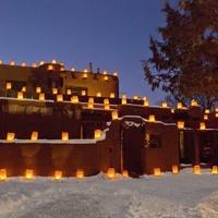 Santa Fe Snow