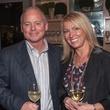 6 Doug and Nicky Maddams at the Bruce Munro VIP reception at Discovery Green November 2014