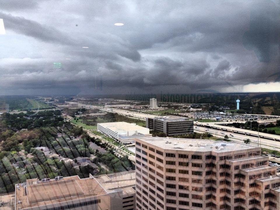 rain, storm, weather, Houston, Energy Corridor