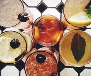 East Side Show Room Cocktails - Austin