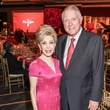 Margaret Alkek Williams and Jim Daniel at the Interfaith Ministries Tapestry Gala May 2014