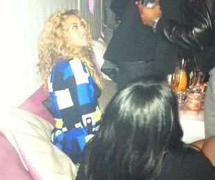Beyonce, Club Nox, NBA All Star Gamee