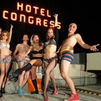 Hotel Congress Tucson Hipsters