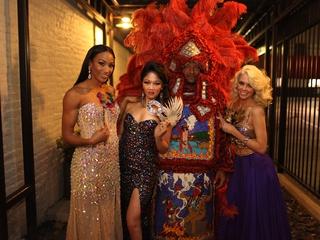 Krewe de Etoiles Mardi Gras Gala Masquerade Bal